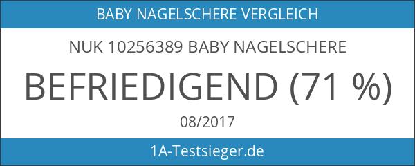 NUK 10256389 Baby Nagelschere