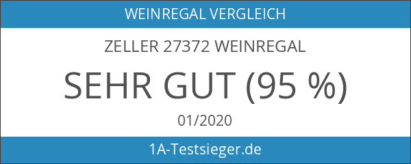 Zeller 27372 Weinregal