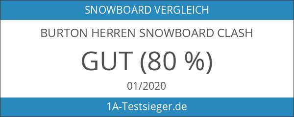 Burton Herren Snowboard Clash