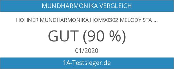 Hohner Mundharmonika HOM90302 Melody Star C 16 Stimmen