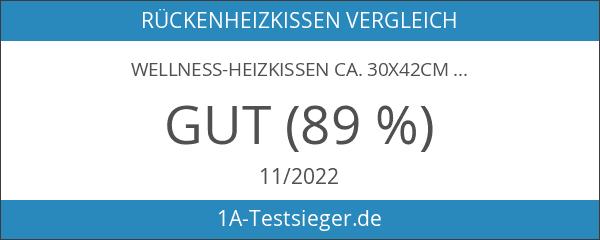 Wellness-Heizkissen ca. 30x42cm