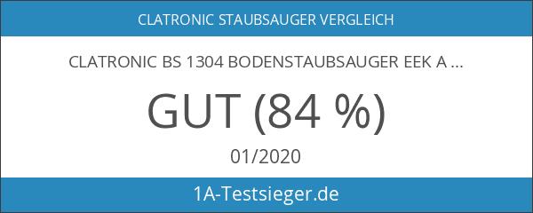 Clatronic BS 1304 Bodenstaubsauger EEK A