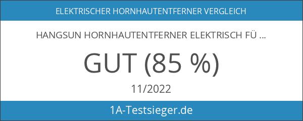 Hangsun Hornhautentferner Elektrisch für Füsse Professionell SR150 Express Pedi Pediküre