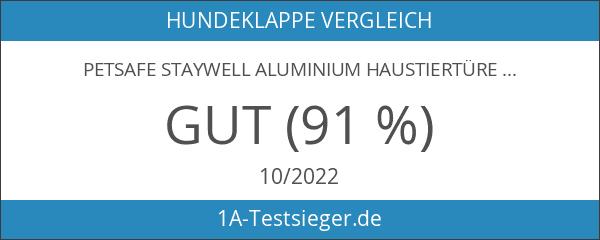 PetSafe Staywell Aluminium Haustiertüre-extragroß