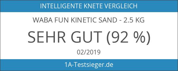 WABA Fun Kinetic Sand - 2.5 kg