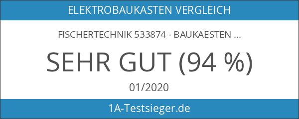 Fischertechnik 533874 - Baukaesten