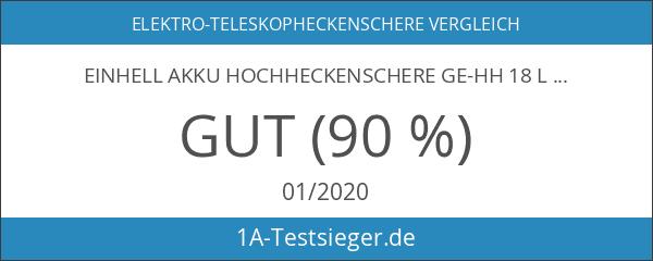 Einhell Akku Hochheckenschere GE-HH 18 Li T Power X-Change Set