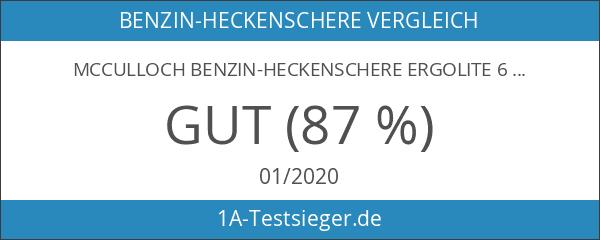 McCulloch Benzin-Heckenschere ErgoLite 6028 00096-66.934.01