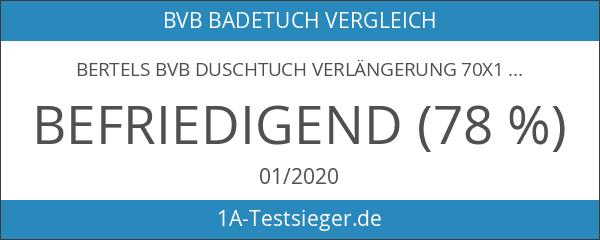 Bertels BVB Duschtuch Verlängerung 70x140 cm 2017