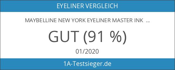Maybelline New York Eyeliner Master Ink Matte Black