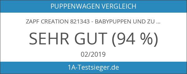 Zapf Creation 821343 - Babypuppen und Zubehör - Baby born