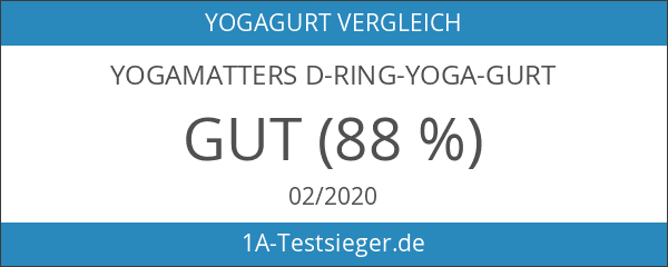 Yogamatters D-Ring-Yoga-Gurt