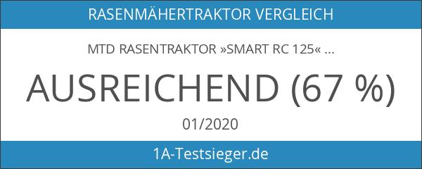 MTD Rasentraktor »Smart RC 125«