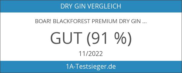 BOAR! Blackforest Premium Dry Gin