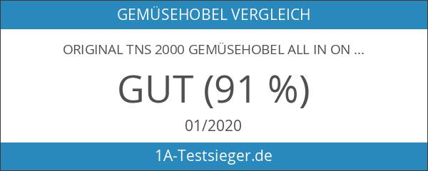 ORIGINAL TNS 2000 GEMÜSEHOBEL ALL IN ONE MADE IN GERMANY
