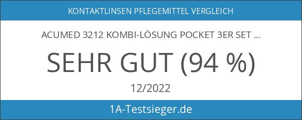 Acumed 3212 Kombi-Lösung Pocket 3er Set