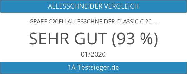 Graef C20EU Allesschneider Classic C 20