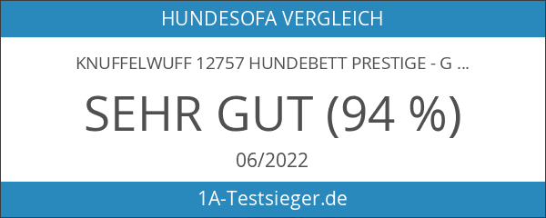 Knuffelwuff 12757 Hundebett Prestige - Größe XL