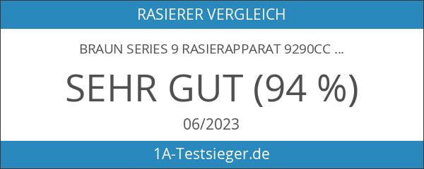 Braun Series99290cc elektrischer Rasierer