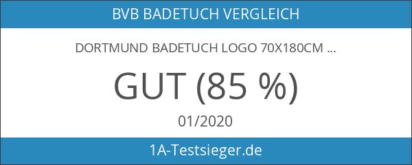 Dortmund Badetuch Logo 70x180cm