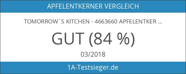 Tomorrow`s Kitchen - 4663660 Apfelentkerner und Messer