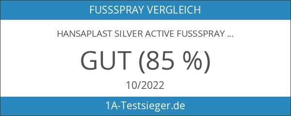 Hansaplast Silver Active Fussspray