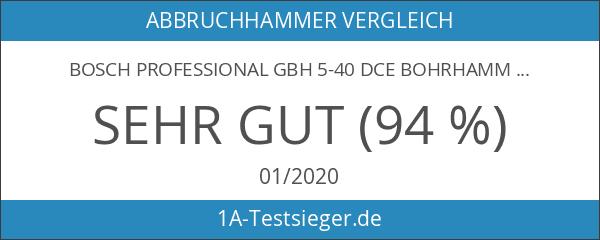 Bosch Professional GBH 5-40 DCE Bohrhammer