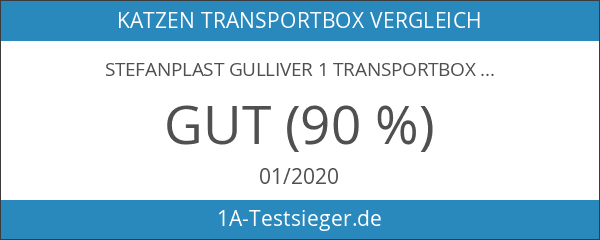 Stefanplast GULLIVER 1 Transportbox