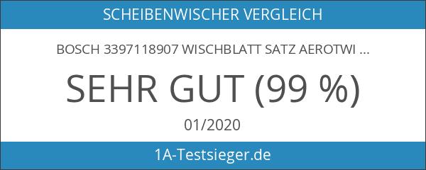 Bosch 3397118907 Wischblatt Satz Aerotwin Nachrüstungsset AR601S - Länge: 600