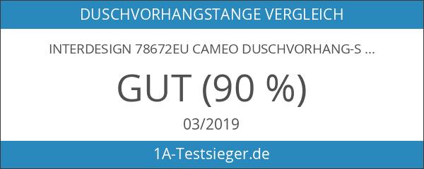 InterDesign 78672EU Cameo Duschvorhang-Spannstange