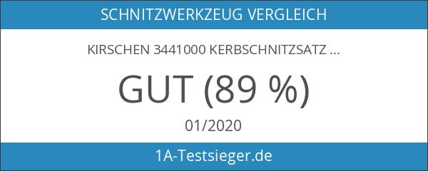 Kirschen 3441000 Kerbschnitzsatz
