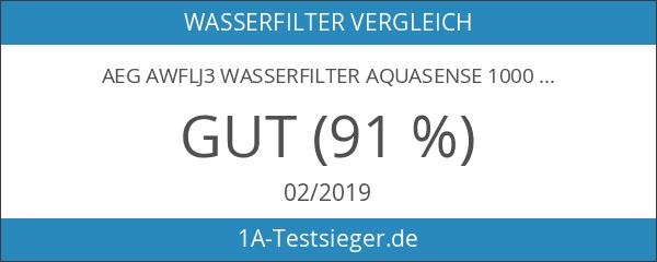 AEG AWFLJ3 Wasserfilter AquaSense 1000