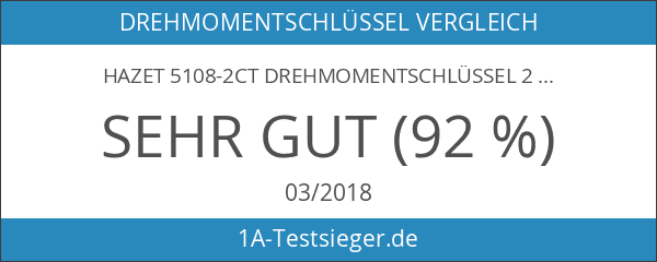 Hazet 5108-2CT Drehmomentschlüssel 2