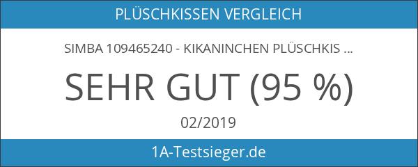 Simba 109465240 - Kikaninchen Plüschkissen
