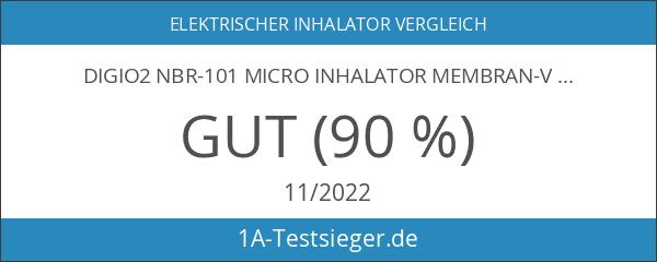 DigiO2 NBR-101 Micro Inhalator Membran-Vernebler