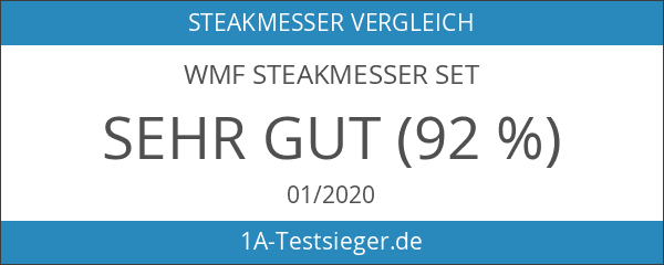 WMF Steakmesser Set