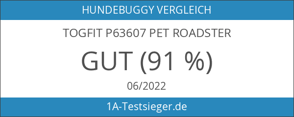 TOGfit P63607 Pet Roadster