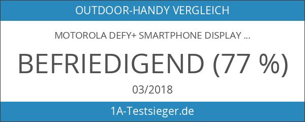 Motorola Defy+ Smartphone Display
