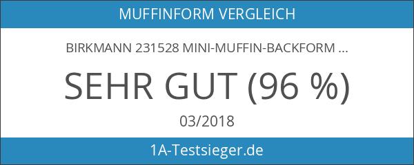Birkmann 231528 Mini-Muffin-Backform