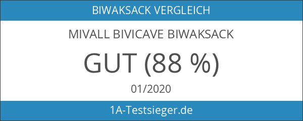 Mivall BiviCave Biwaksack