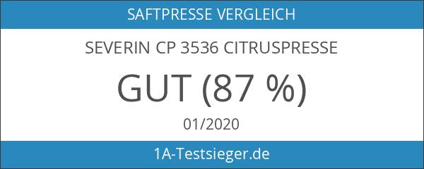 Severin CP 3536 Citruspresse