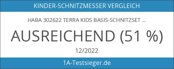 Haba 302622 Terra Kids Basis-Schnitzset
