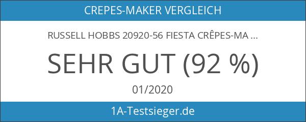 Russell Hobbs 20920-56 Fiesta Crêpes-Maker