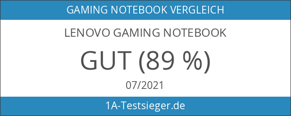 Lenovo Gaming Notebook