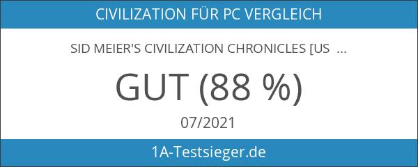 Sid Meier's Civilization Chronicles [US Import]
