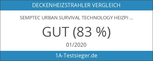 Semptec Urban Survival Technology Heizpilz: IR-Außen-Heizstrahler für Deckenmontage IRW-2110