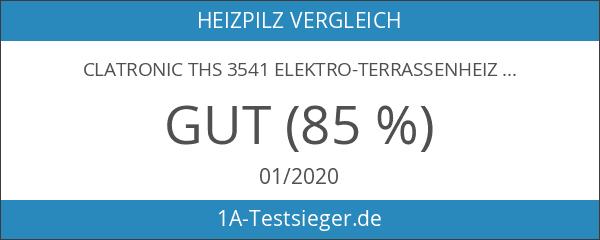 Clatronic THS 3541 Elektro-Terrassenheizstrahler