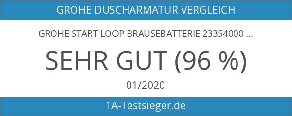 GROHE Start Loop Brausebatterie 23354000