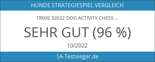 Trixie 32022 Dog Activity Chess