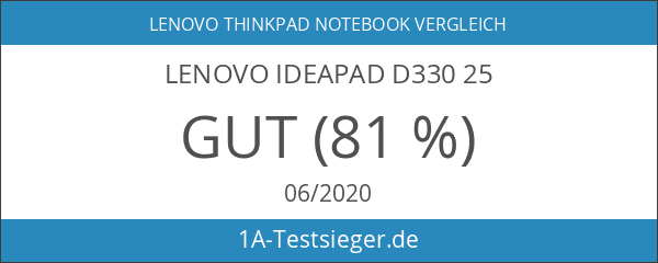 Lenovo IdeaPad D330 25